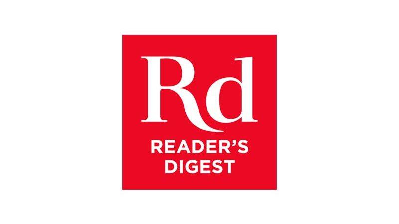 Readers Digest Logo